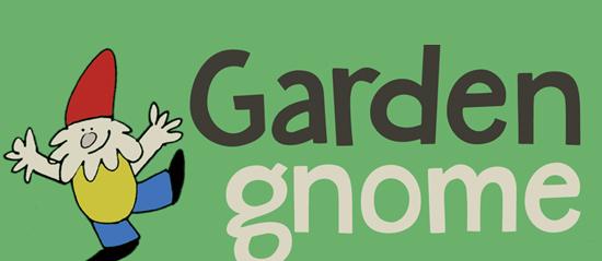 garden gnome font
