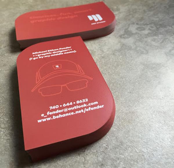 GotPrint Leaf Business Cards