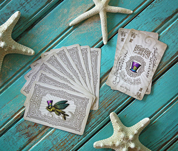 GotPrint playing cards business cards