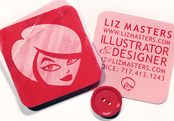 GotPrint square illustrator business cards