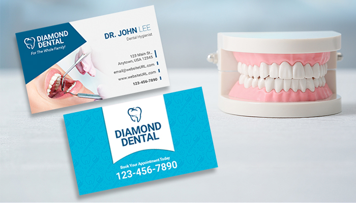 Dental Hygienist Business Card