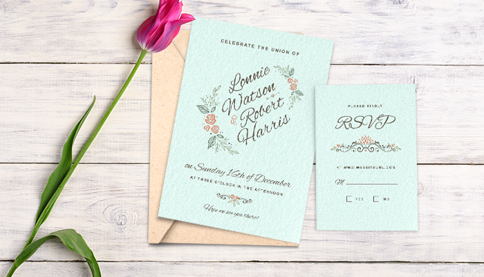 GotPrint Wedding Invitations