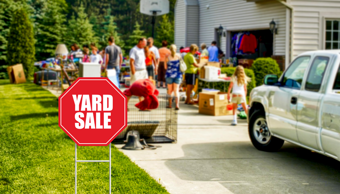 GotPrint Garage Sale Yard Signs