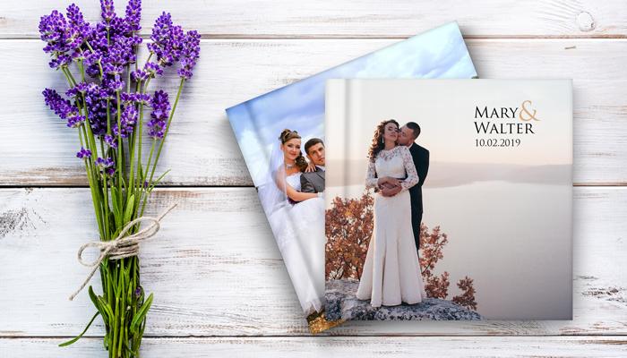 GotPrint Wedding Photo Books