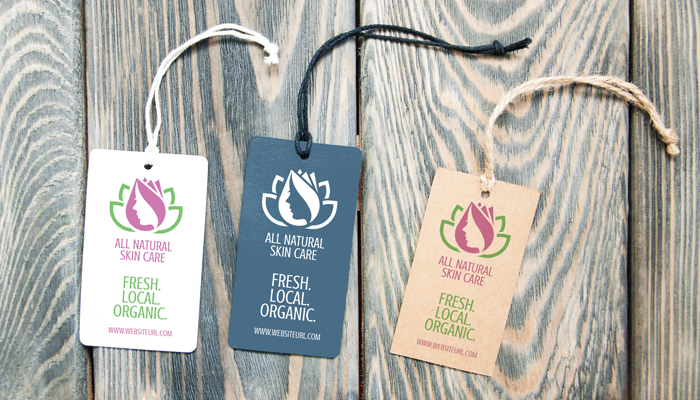GotPrint Creative Packaging Ideas Hang Tags