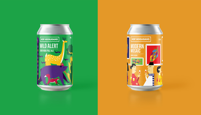 GotPrint Creative Packaging Ideas Hop Hooligan