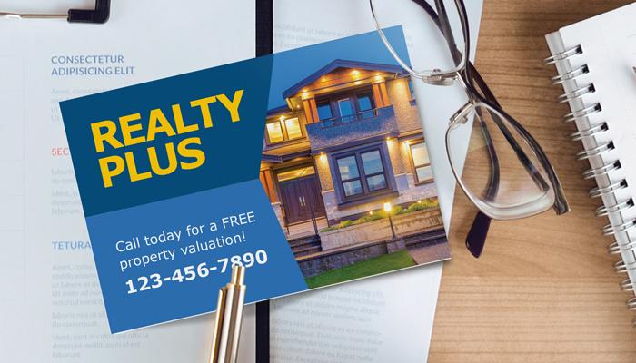 GotPrint Real Estate Postcards