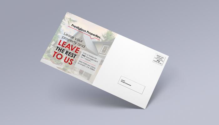 GotPrint Direct Mail Postcards