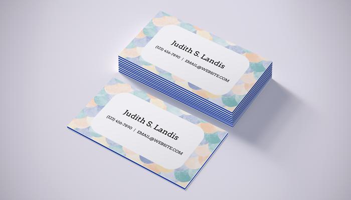 GotPrint Trifecta Calling Cards
