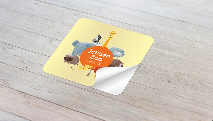 GotPrint Custom Stickers